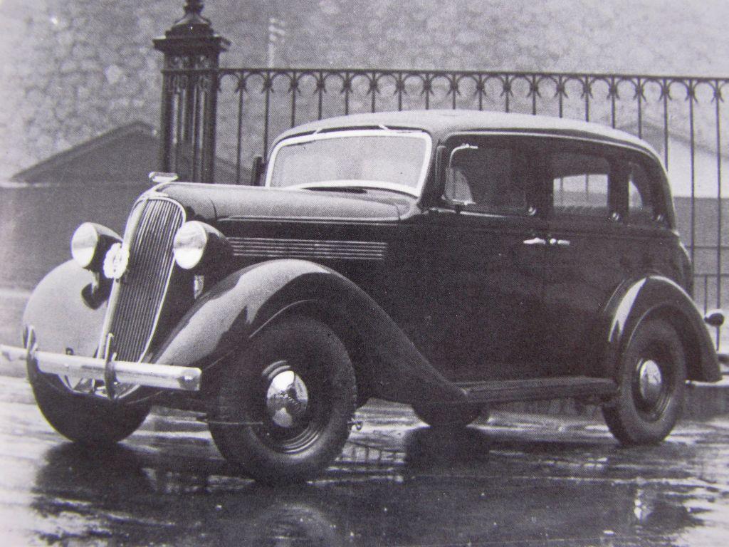 Mystery Car, wwooOOOooooOooOoo